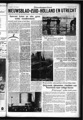 Schoonhovensche Courant 1963-01-23