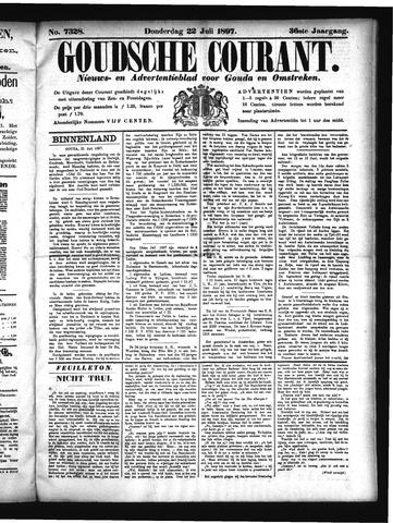 Goudsche Courant 1897-07-22