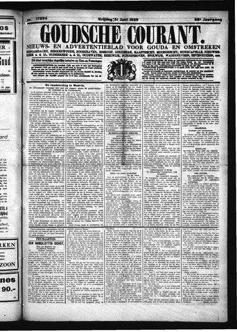 Goudsche Courant 1929-06-14