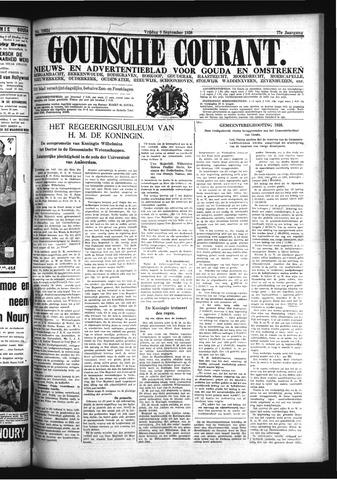 Goudsche Courant 1938-09-09