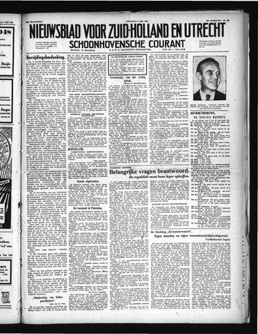 Schoonhovensche Courant 1948-05-05