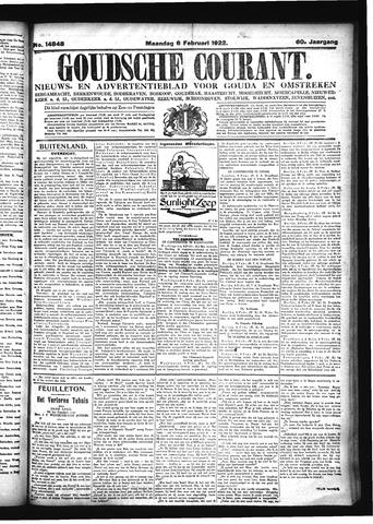 Goudsche Courant 1922-02-06