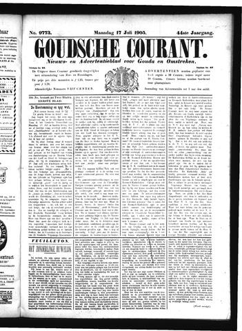 Goudsche Courant 1905-07-17