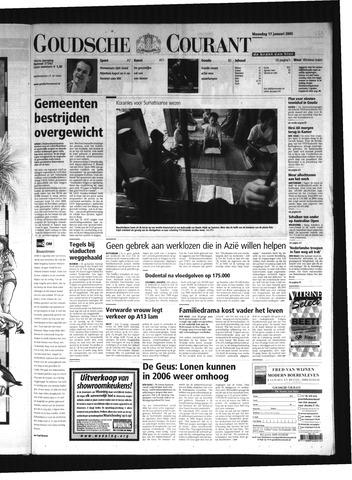 Goudsche Courant 2005-01-17
