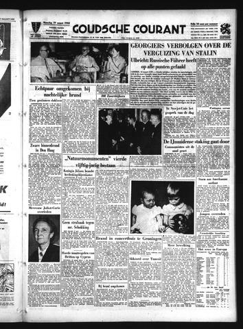Goudsche Courant 1956-03-19
