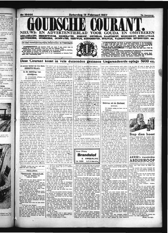 Goudsche Courant 1937-02-13