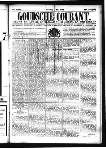 Goudsche Courant 1927-05-17