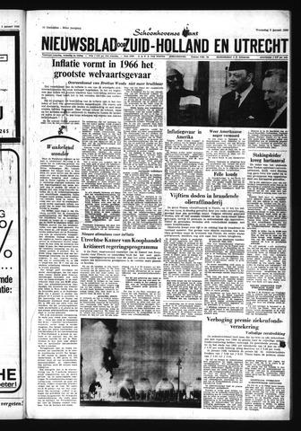 Schoonhovensche Courant 1966-01-05