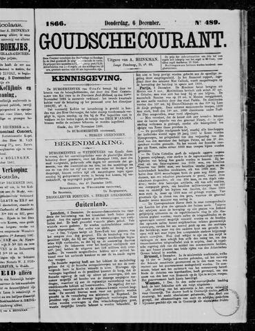Goudsche Courant 1866-12-06