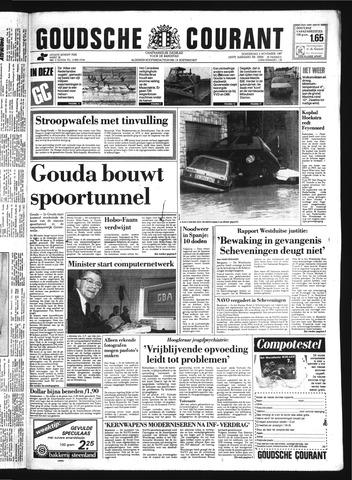 Goudsche Courant 1987-11-05
