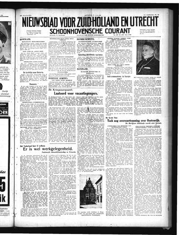 Schoonhovensche Courant 1949-06-22