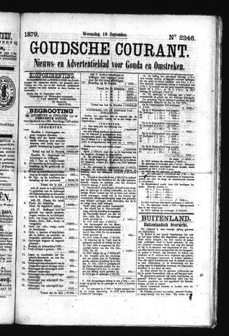 Goudsche Courant 1879-09-10