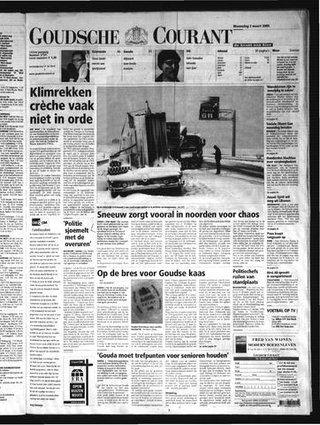 Goudsche Courant 2005-03-02