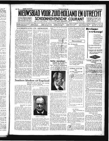 Schoonhovensche Courant 1939-06-30