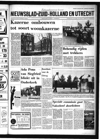 Schoonhovensche Courant 1975-08-15