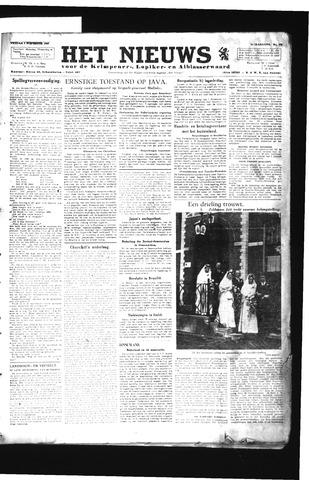 Schoonhovensche Courant 1945-11-02