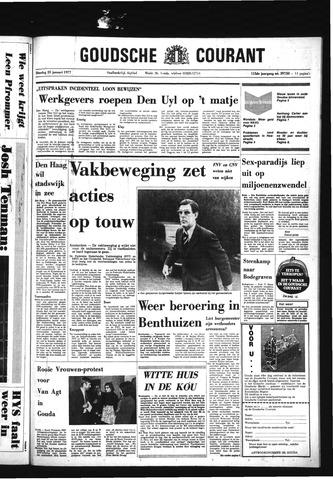Goudsche Courant 1977-01-25