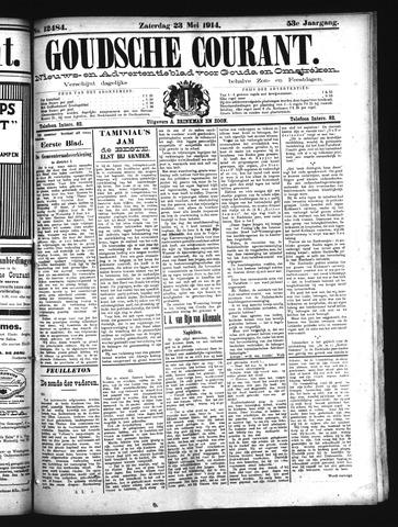 Goudsche Courant 1914-05-23