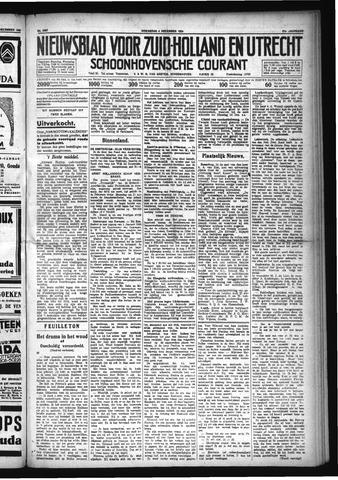 Schoonhovensche Courant 1929-12-04