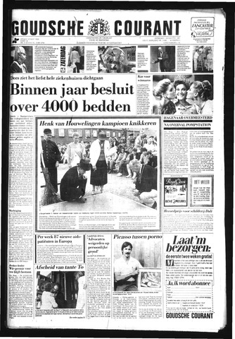 Goudsche Courant 1987-08-01