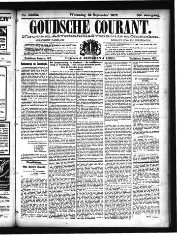Goudsche Courant 1917-09-12