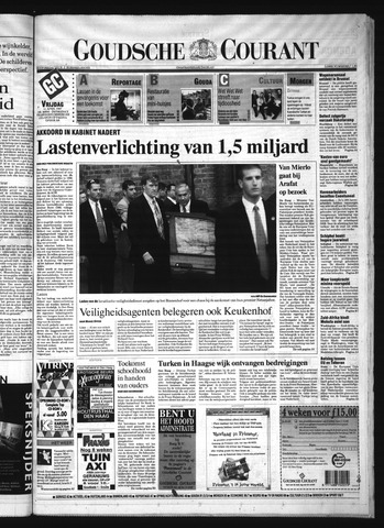 Goudsche Courant 1997-04-11