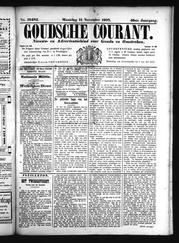 Goudsche Courant 1907-11-11
