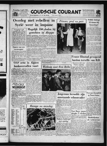 Goudsche Courant 1962-04-04