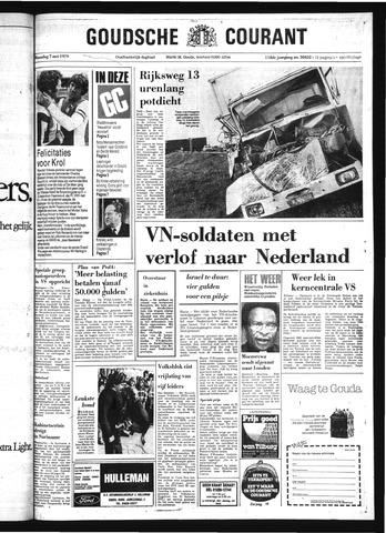 Goudsche Courant 1979-05-07