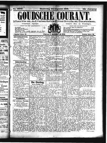 Goudsche Courant 1916-08-24