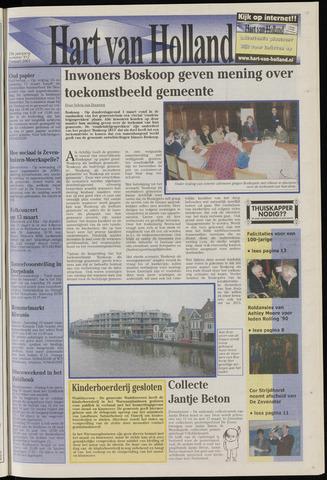 Hart van Holland 2001-03-07