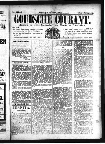 Goudsche Courant 1910-01-07