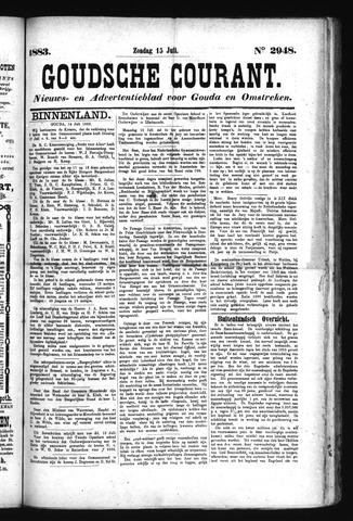 Goudsche Courant 1883-07-15