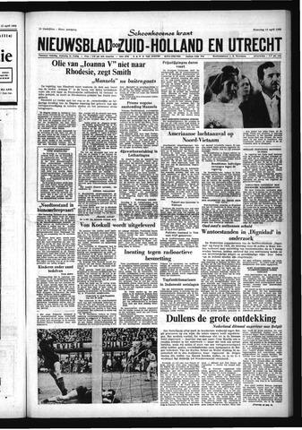 Schoonhovensche Courant 1966-04-18