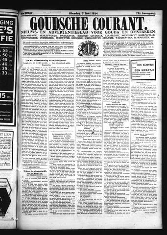 Goudsche Courant 1934-06-05