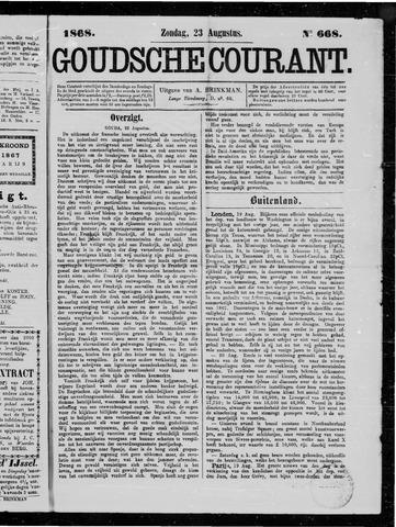 Goudsche Courant 1868-08-23