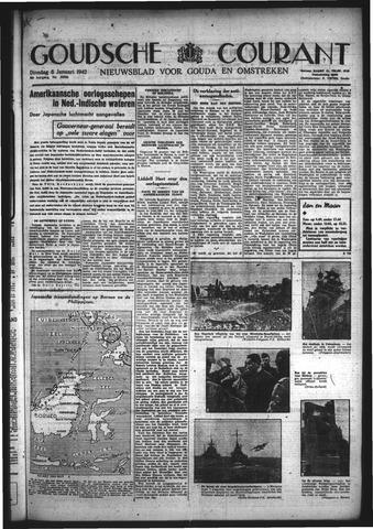 Goudsche Courant 1942-01-06