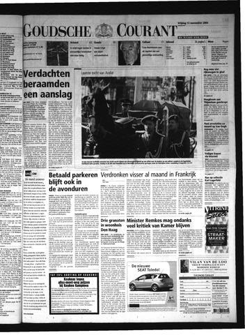 Goudsche Courant 2004-11-12