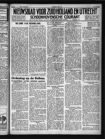 Schoonhovensche Courant 1940-07-26