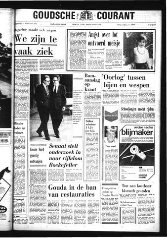 Goudsche Courant 1974-08-21