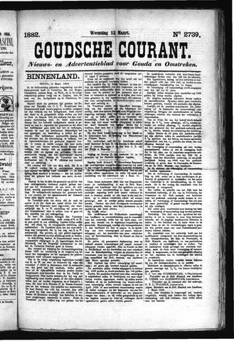Goudsche Courant 1882-03-15