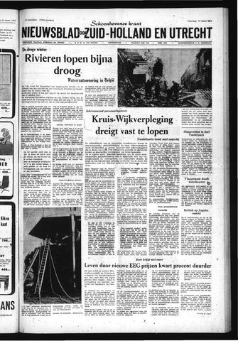Schoonhovensche Courant 1972-03-27