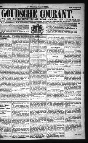 Goudsche Courant 1922-04-04