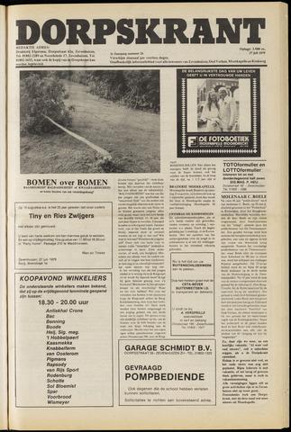 Dorpskrant 1979-07-27