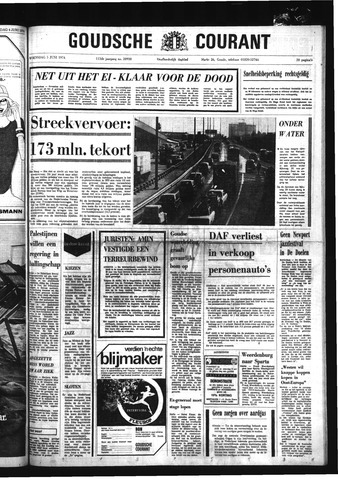 Goudsche Courant 1974-06-05