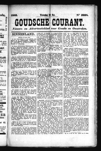 Goudsche Courant 1883-05-30