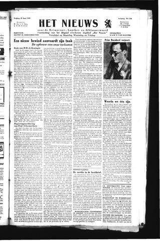 Schoonhovensche Courant 1945-06-29