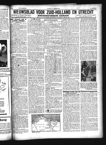 Schoonhovensche Courant 1942-11-16