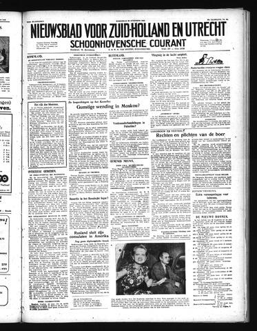 Schoonhovensche Courant 1948-08-25
