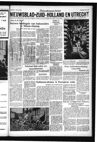 Schoonhovensche Courant 1962-06-25